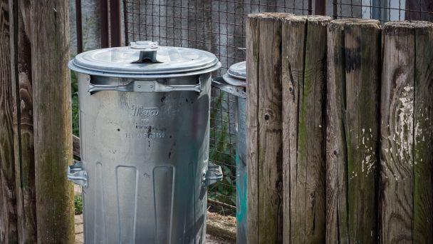Vývoz zmesového odpadu - kontajnery + kuka nádoby