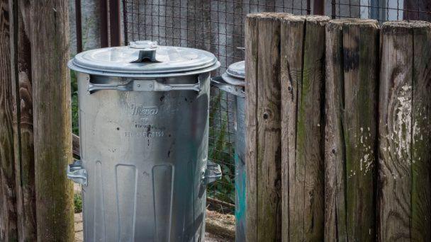 Kuka nádoby - vývoz zmesového odpadu