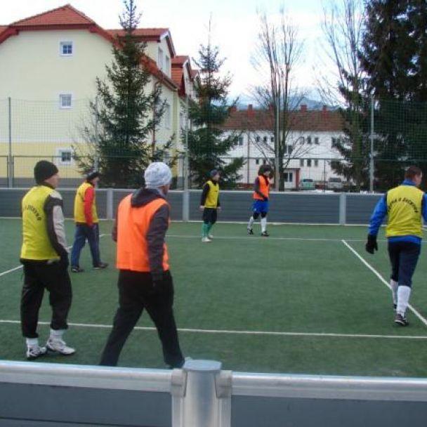 Futbalový turnaj (05.01.2013)