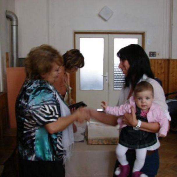 Uvítanie detí do života (27.10.2013)