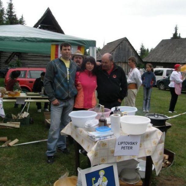Súťaž vo varení halušiek (2011)