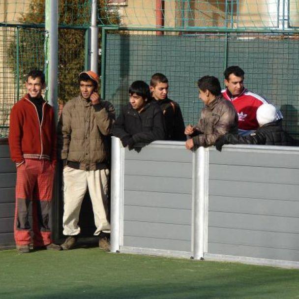 Futbalový turnaj (11.01.2014)