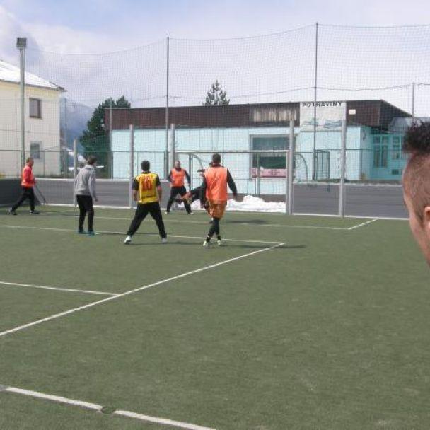 Futbalový turnaj (04.04.2015)
