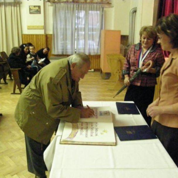 Stretnutie s jubilantami obce (2012)