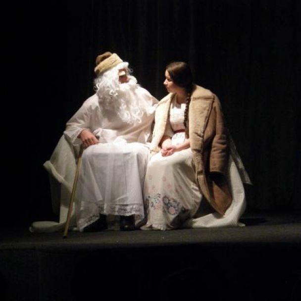 Divadelné predstavenie Mrázik (12.01.2018)