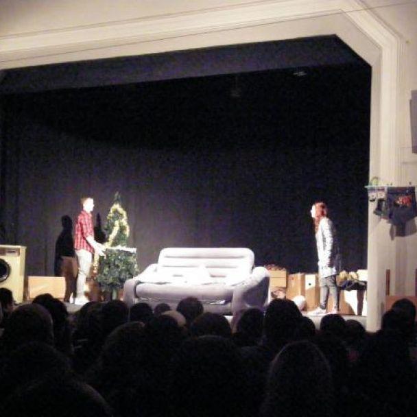 Divadelné predstavenie NEZNÁŠAM ŤA (17.03.2018)