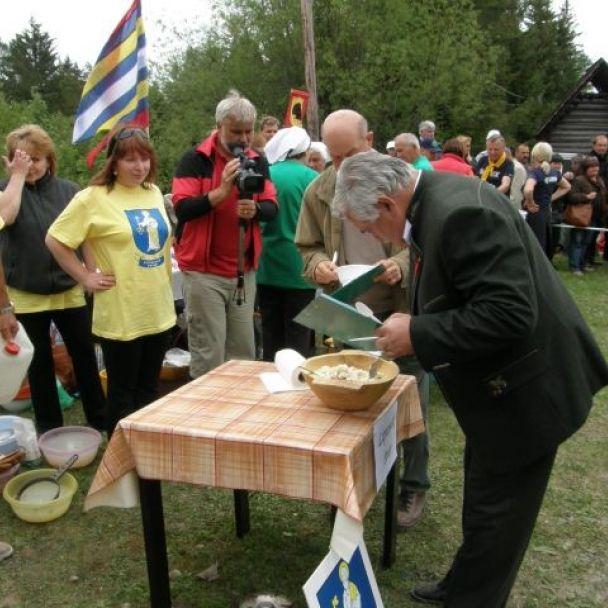 Súťaž vo varení halušiek (2009)
