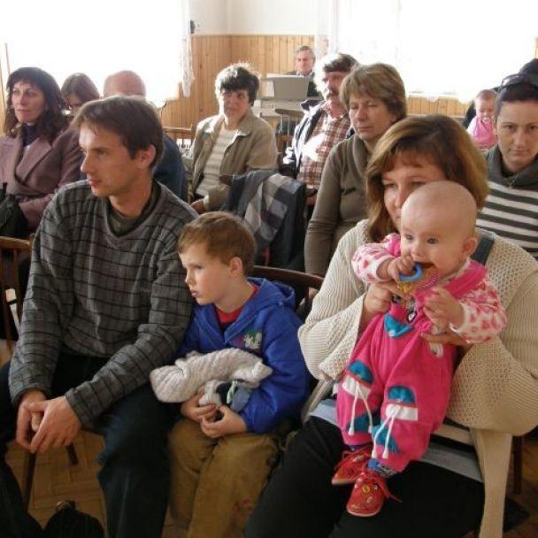 Uvítanie detí (2008)