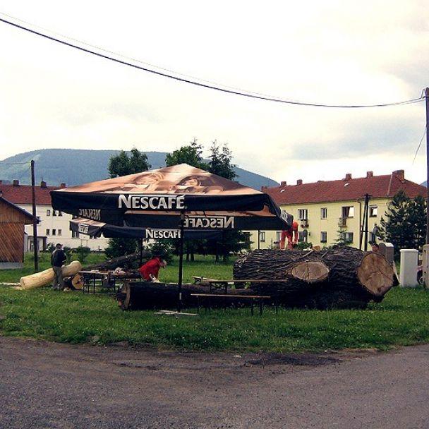 Rezbárske sympózium (2008)