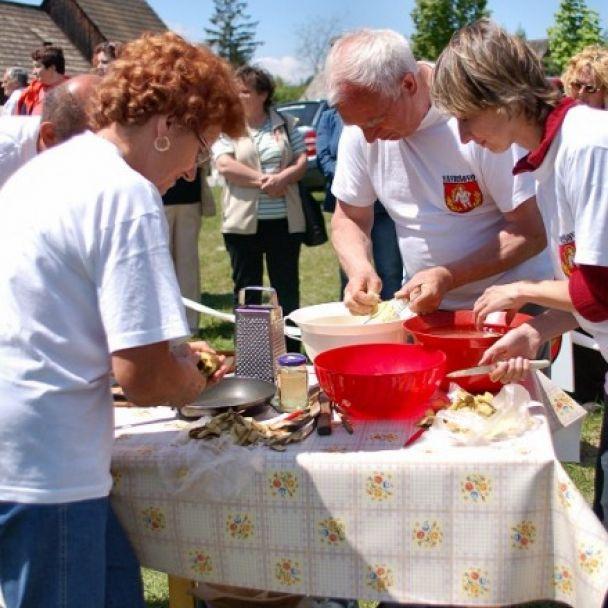 Súťaž vo varení bryndzových halušiek (2008)