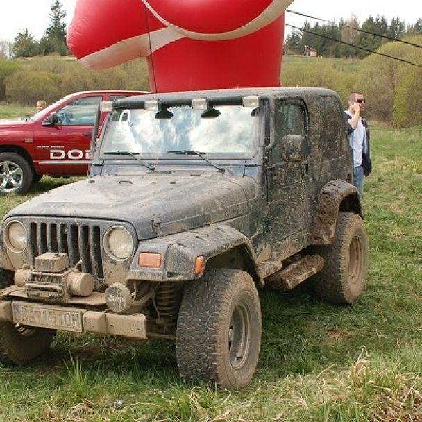 Jeep Offroad Tatry (2008)