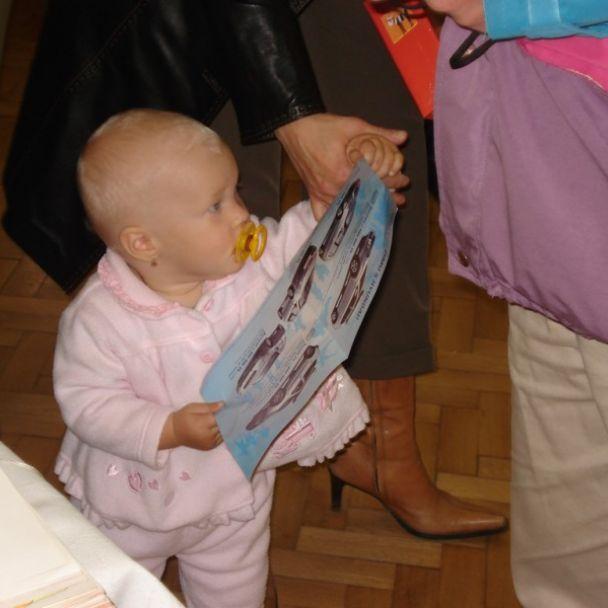Uvítanie detí (2007)
