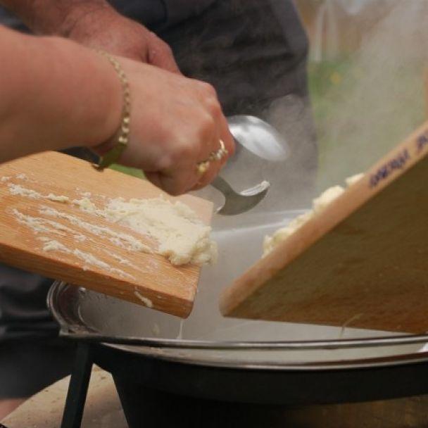 Súťaž vo varení bryndzových halušiek (2007)