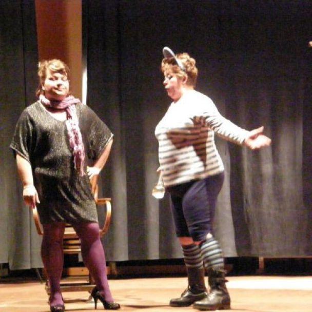 Divadlo ŠAPO Ploštín (2012)