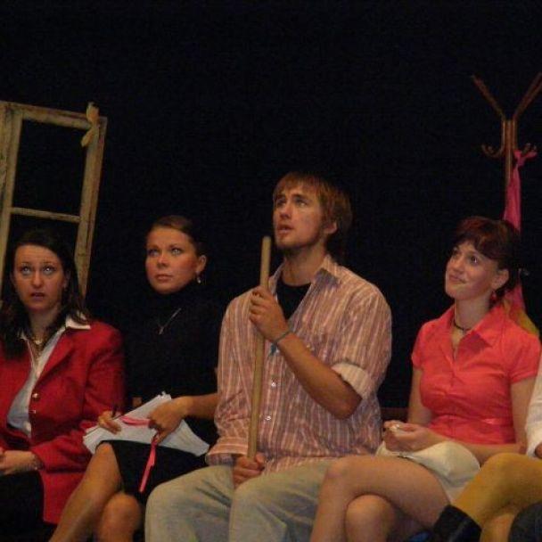 Divadelné predstavenie Jožko Púčik... a jeho kariéra (2010)
