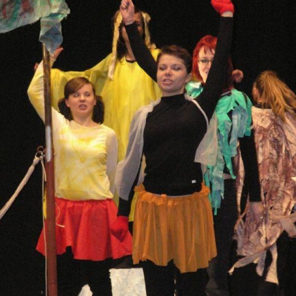 Divadelné predstavenie (2008)