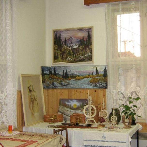 Výstava pri príležitosti 720. výročia prvej písomnej zmienky o obci Liptovský Peter (2006)