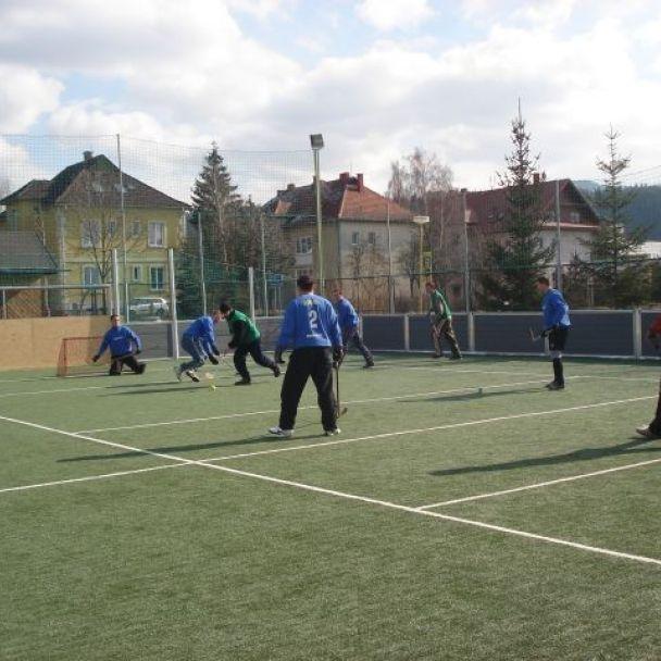 Prvý hokejbalový turnaj (2010)