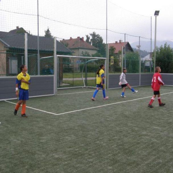 Prvý futbalový zápas (2009)