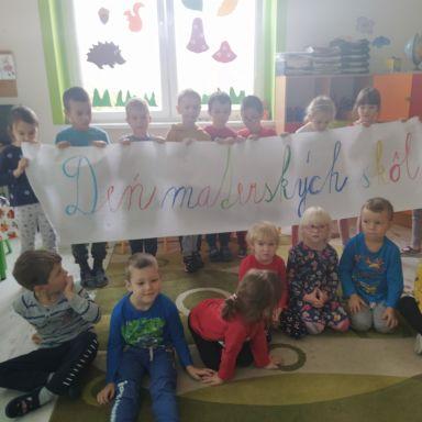 04.11.2020 - Deň materských škôl
