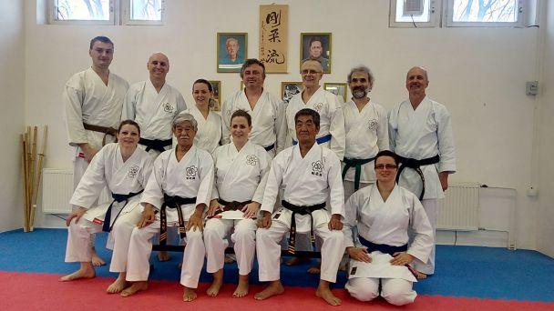 Karate krúžok pre dospelých