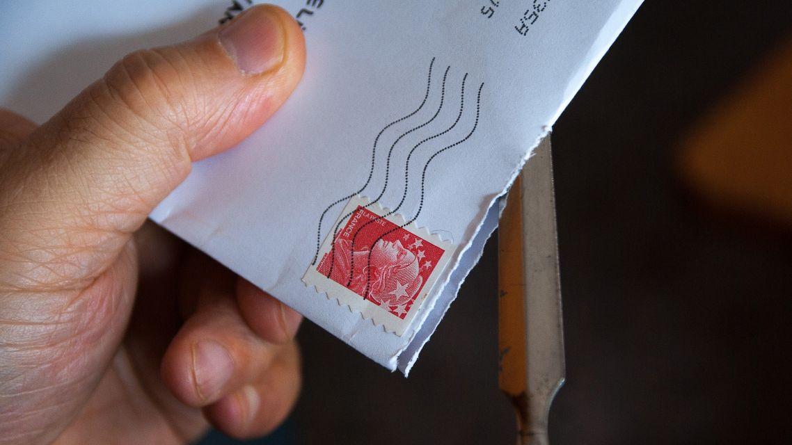 Oznámenie o uložení zásielky